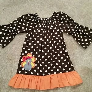Other - Thanksgiving Peasant Shirt